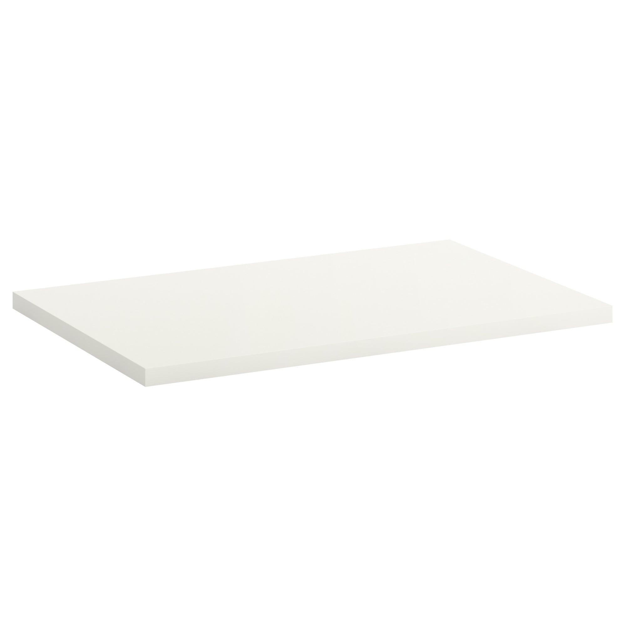 Tablero Mesa Ikea Wddj Linnmon Tablero Blanco 100 X 60 Cm Ikea