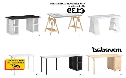 Tablero Mesa Ikea Y7du Explorando El Catà Logo De Ikea 2010 Binacià N De Escritorio Vika