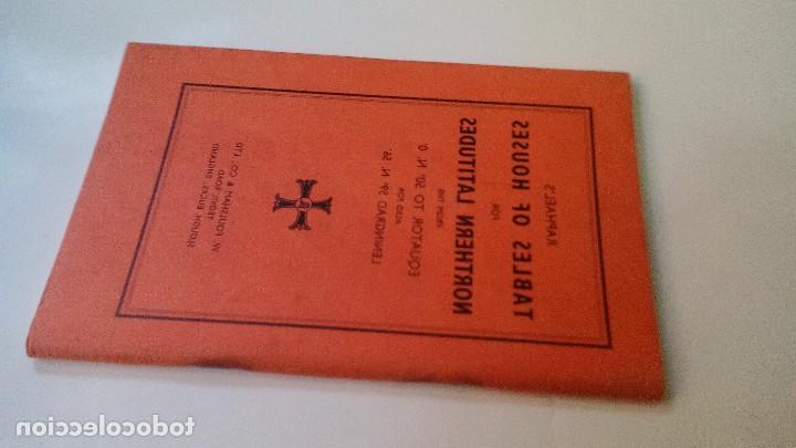 Tables De Segunda Mano 3ldq Tables Of Houses northern Latitudes En Ingles T Prar Libros De