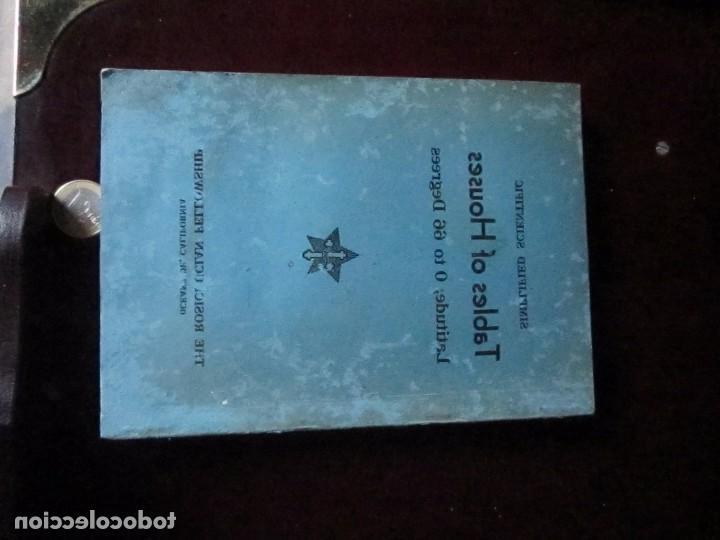 Tables De Segunda Mano Bqdd Tables Of Houses Latitude O to 66 Degrees 1949 Prar Libros De