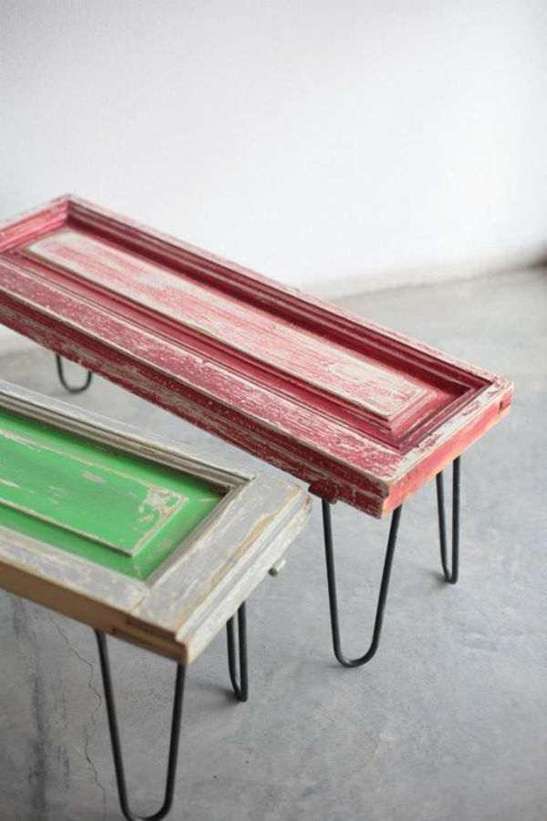 Tables De Segunda Mano Dddy 10 More Awesome Upcycled Door Diy Projects Page 6 Of 6 All