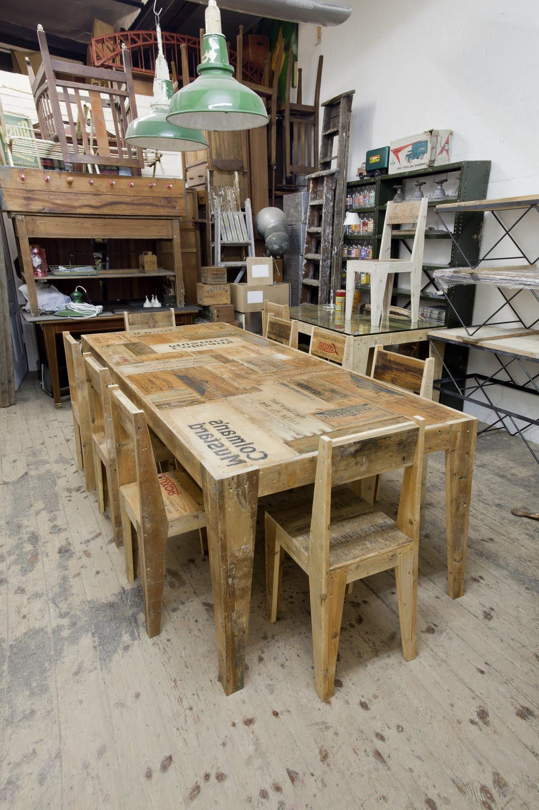 Tables De Segunda Mano Ftd8 Crate Furniture Collection Rupert Blanchard Crea Muebles A Medida