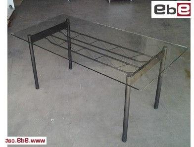 Tables De Segunda Mano H9d9 Mesa Cristal Mesa De Cristal De Segunda Mano Con Estructura