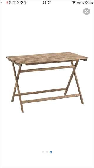 Tables De Segunda Mano J7do Mesas Tableros Plegables Mesa Para Jardn Ikea De Segunda Mano En