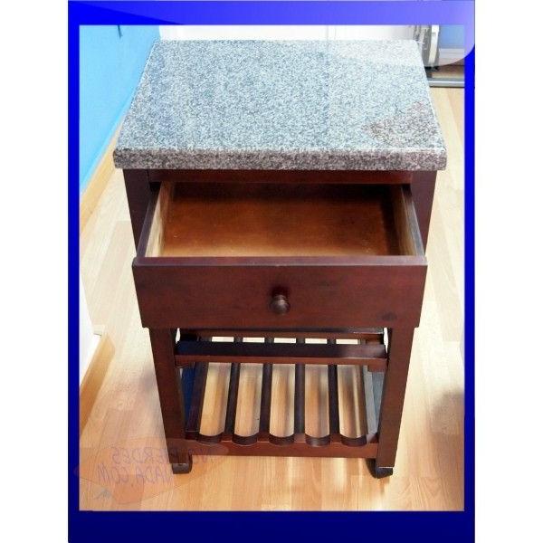Tables De Segunda Mano Q5df Prar Mesa Auxiliar Cocina Granito De Segunda Mano House Ideas