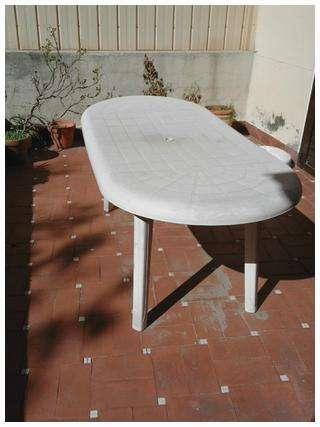 Tables De Segunda Mano Tldn Mesa Extensible Jardin Table Exterieur Bois Massif Beau Tables De