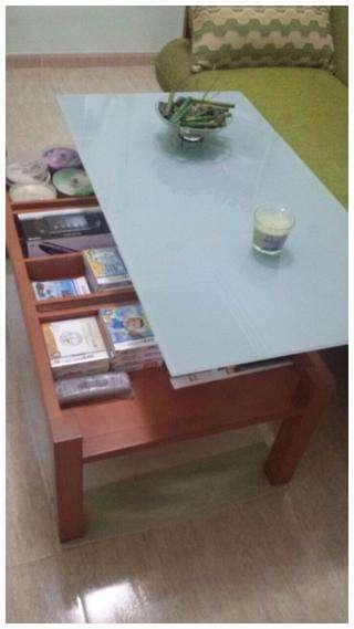Tables De Segunda Mano Txdf Mesa Centro Elevable Y Extensible Mesa De Centro De Segunda Mano
