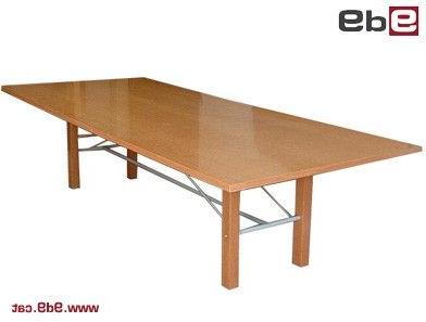 Tables De Segunda Mano X8d1 Mesa Reunià N De Segunda Mano Para Oficina Fabricada En Tablero Con