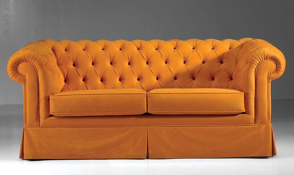 Tapizado De sofas 3id6 sofà Chester Con Faldà N En Portobellostreet