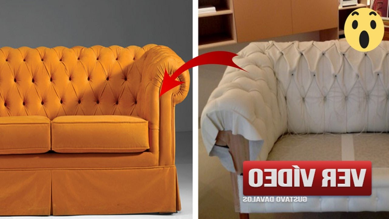 Tapizado De sofas Q0d4 Mira Una Tà Cnica Súper Sencilla Y Econà Mica Para Tapizar Tu sofÃ