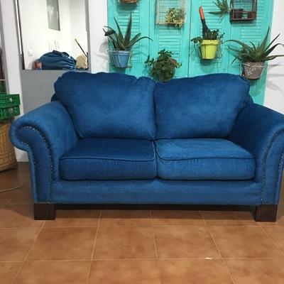 Tapizado De sofas Rldj Ideas Y Fotos De Tapizar sofà S Azul Para Inspirarte Habitissimo