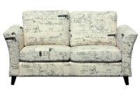 Tapizar sofa Precio Madrid X8d1 sofas De Dos Plazas Prar sof Tapizado Tela Letras 175x85x90 Cm
