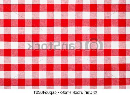 Tela Mantel Txdf Mantel Probado Tela Rojo