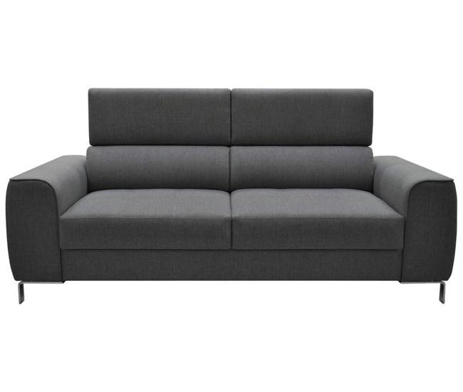Tela sofa Ftd8 sofà 3 Plazas De Tela Gemm Conforama