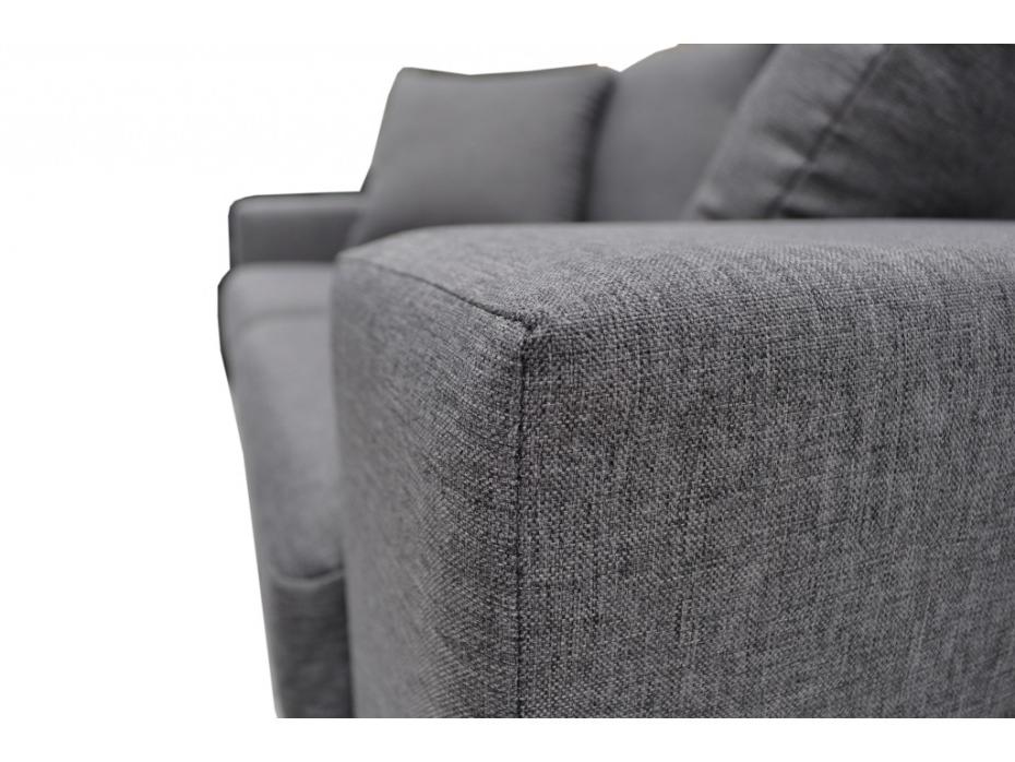 Tela sofa Ftd8 sofà S Y Sillà N De Tela Gris Cappuccino Rojo O Negro Yudo