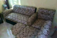 Tela sofa Q0d4 Used Puti at Kulay Rosas Na Floral Tela sofa Chair for Sale In Pasay