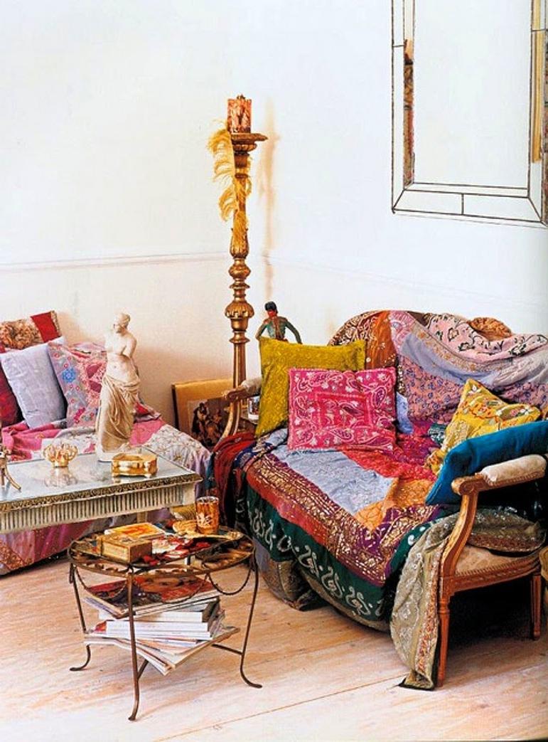 Telas Para Cubrir sofas Drdp Ideas Para Cubrir Un sofà Con Estilo the Look