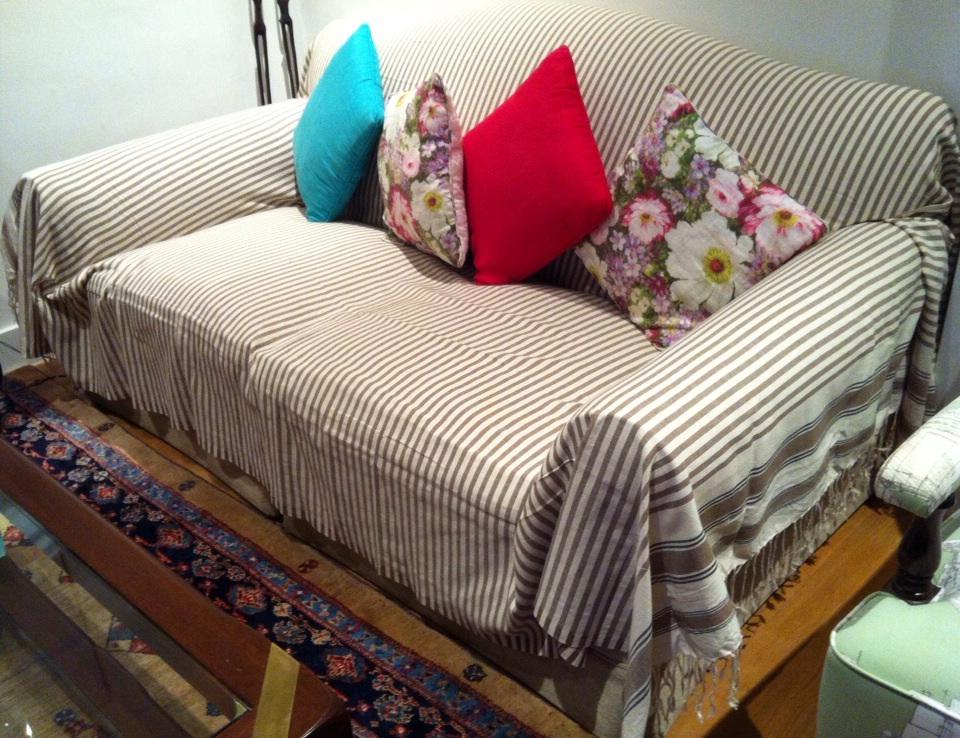 Telas Para Cubrir sofas Ikea D0dg Fouta Maxi Marrà N original Fular Cubre sofà S Myfouta