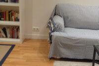 Telas Para Cubrir sofas S1du Fular sofà Fouta Maxi Azul Oscuro Myfouta