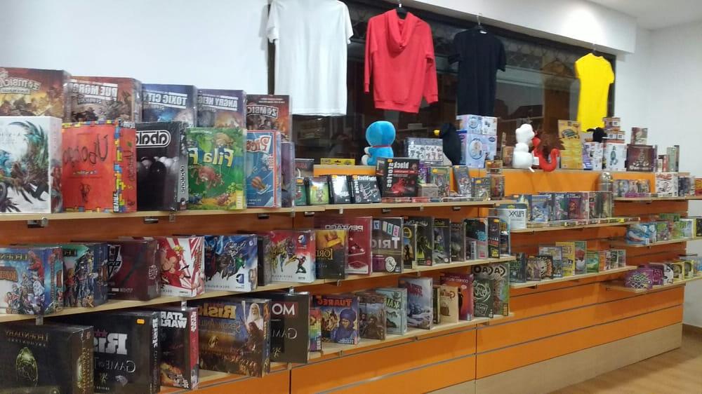 Tienda Juegos De Mesa Sevilla Rldj Tienda Juegos De Mesa Yelp
