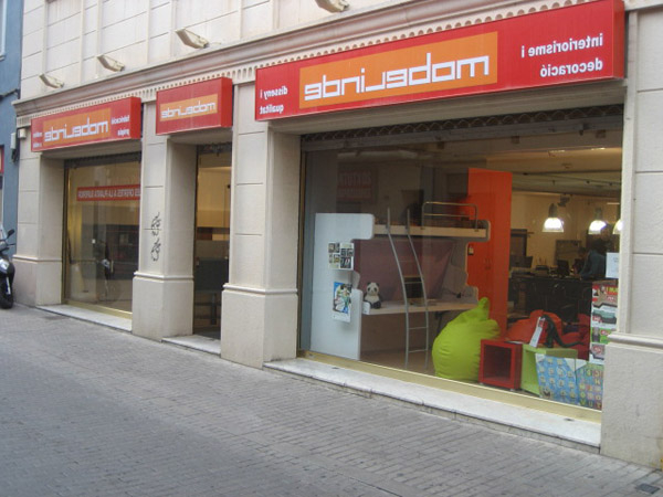 Tienda Muebles Badalona T8dj Tiendas C Sant Joaquim 27 31 Mobelinde Muebles A Medida Barcelona