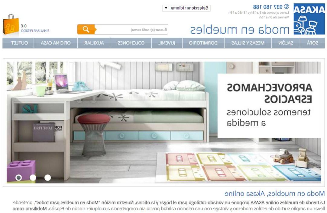 Tienda Muebles Online Drdp Descubre La Nueva Tienda De Akasa Muebles Online