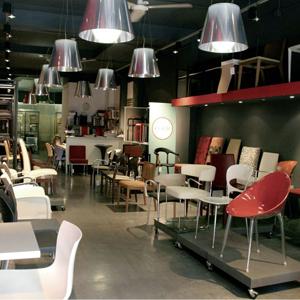 Tienda Sillas Barcelona Ftd8 La Cadira Gran Via En Webmueble Noticias Habitat Informacion
