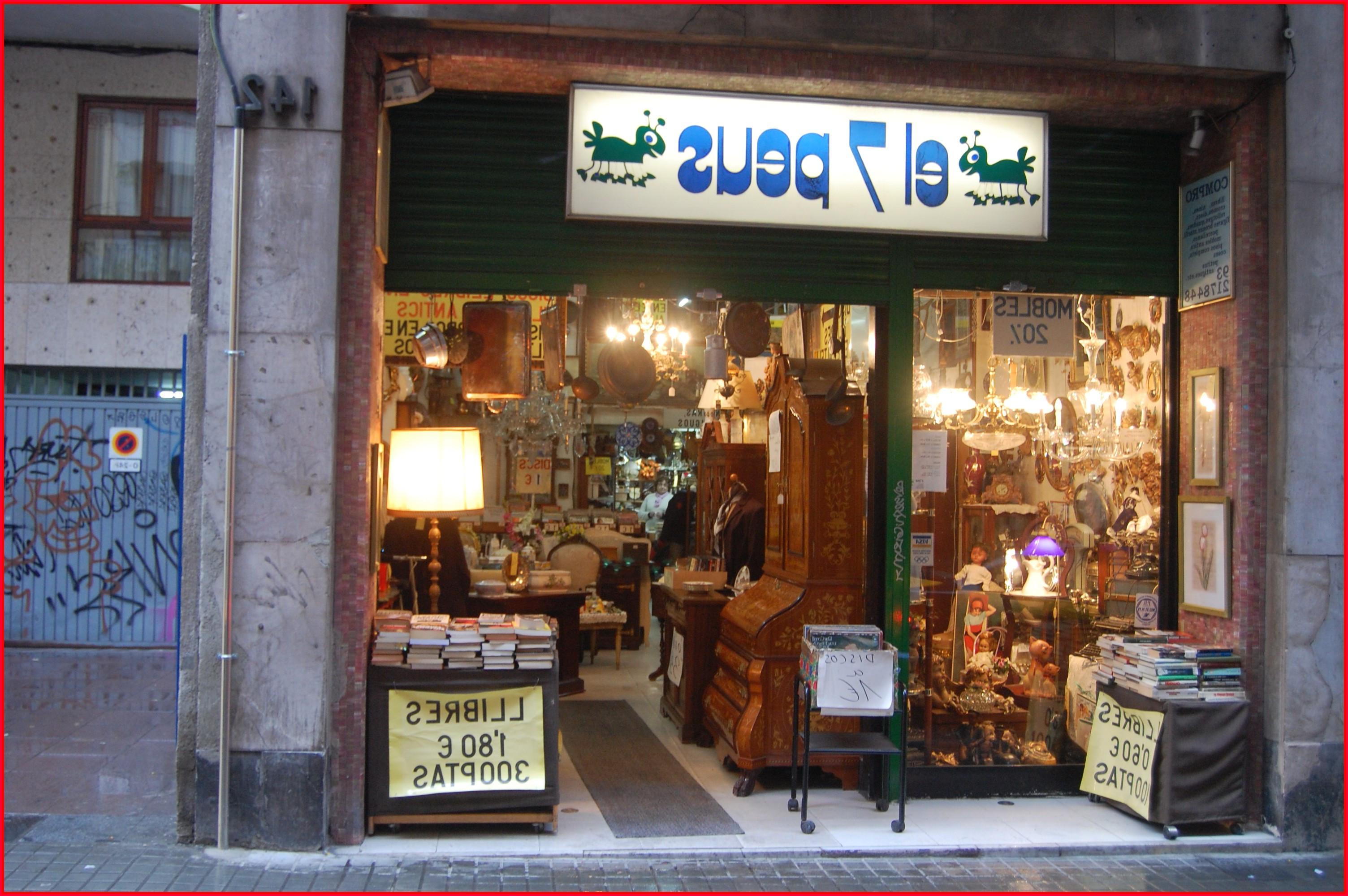 Tiendas De Muebles De Segunda Mano En Barcelona O2d5 Inspirador Tiendas De Muebles De Segunda Mano En Barcelona Galerà A