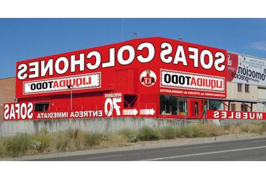 Tiendas De Muebles Valladolid 4pde Tiendas Liquidatodo En Valladolid sofà S Colchones solones