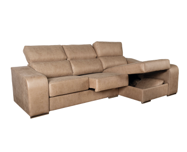 Tiendas De sofas En Sevilla J7do sofà Chaiselongue Tapizado En Tela Antimanchas