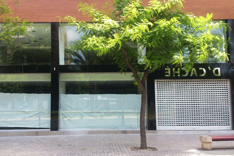 Tiendas Muebles Alicante Txdf Rotulo Y Fachada Alucobon Tienda De Muebles En Alicante