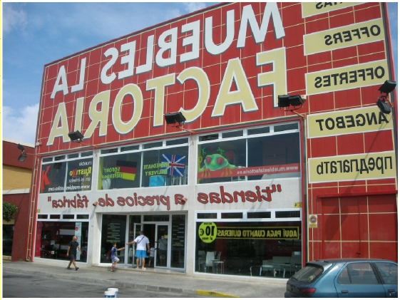 Tiendas Muebles Alicante Wddj Muebles La Factoria torrevieja