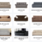 Tipos De sofas 9ddf Tipos De sofa Vivir Hogar