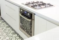 Tiradores Muebles Baño Kvdd Roomlab Cocina Con Muebles Y Estantes De Madera Blancos