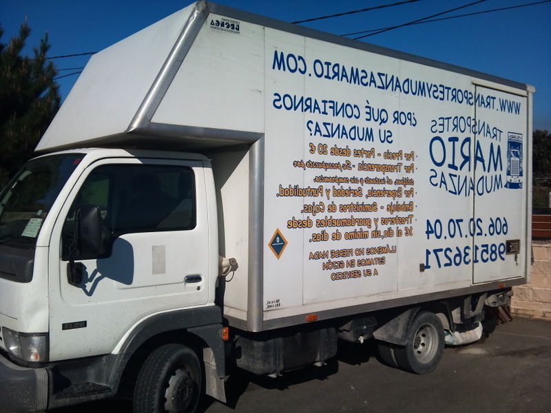 Transporte De Muebles Precio Bqdd Para El Transporte De Muebles En Gijà N Na Mejor Que Transportes Mario
