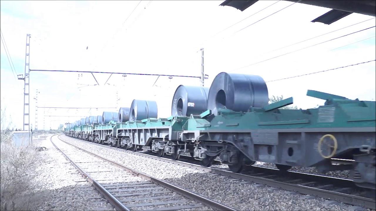 Tren Silla Valencia D0dg Trenes Por Silla Valencia 2016 Youtube
