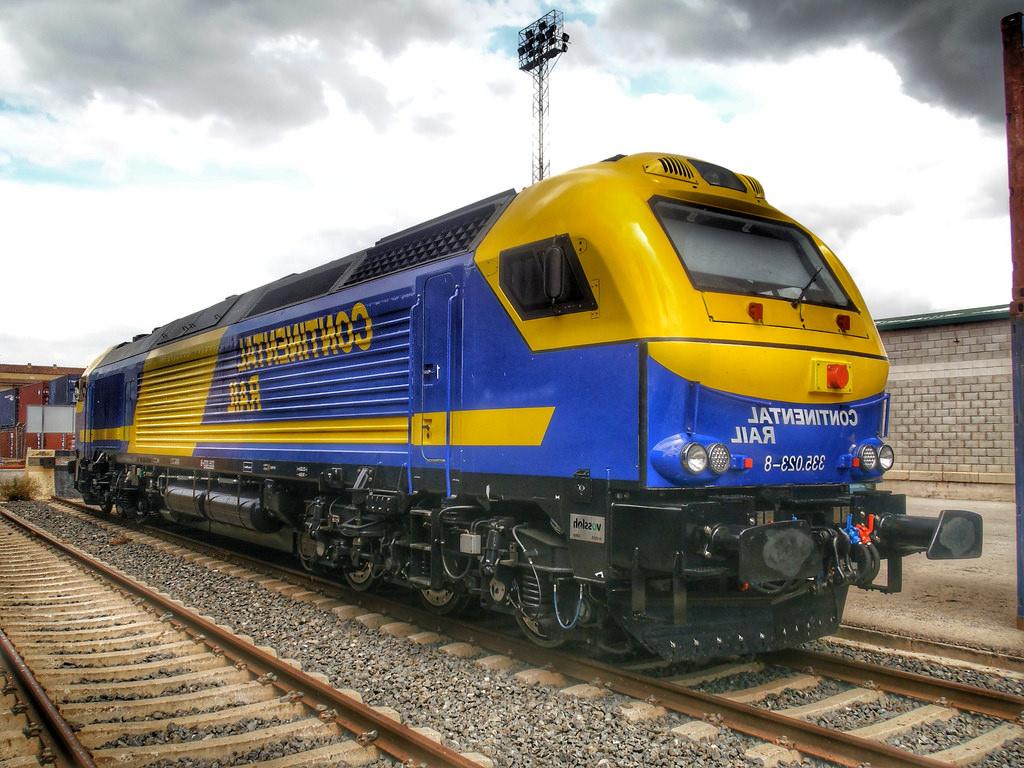 Tren Silla Valencia Zwd9 Continental Rail Silla Valencia Daniel Ruiz Arrabal Flickr