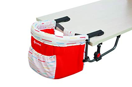 Trona De Mesa S5d8 Safety 1st Smart Lunch Trona De Mesa Color Red Lines BebÃ
