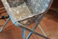 Trona Plegable Ikea D0dg Silla Tipo Trona Plegable De Ikea De Segunda Mano Por 15 En Santa