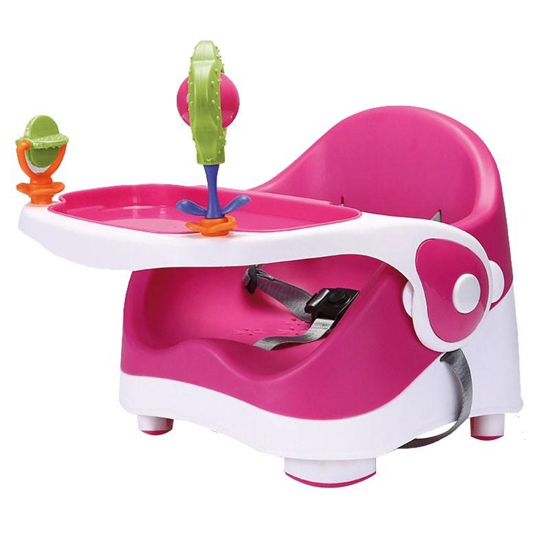 Trona Portatil Bqdd Trona Portà Til Con Juegos Hot Pink