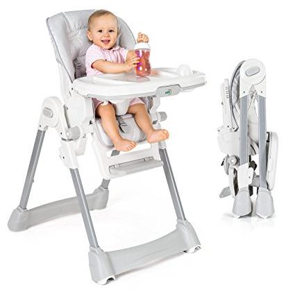 Trona Reclinable J7do Fillikid Baby Trona Silla Alta De Bebà asiento Reclinable Cojin