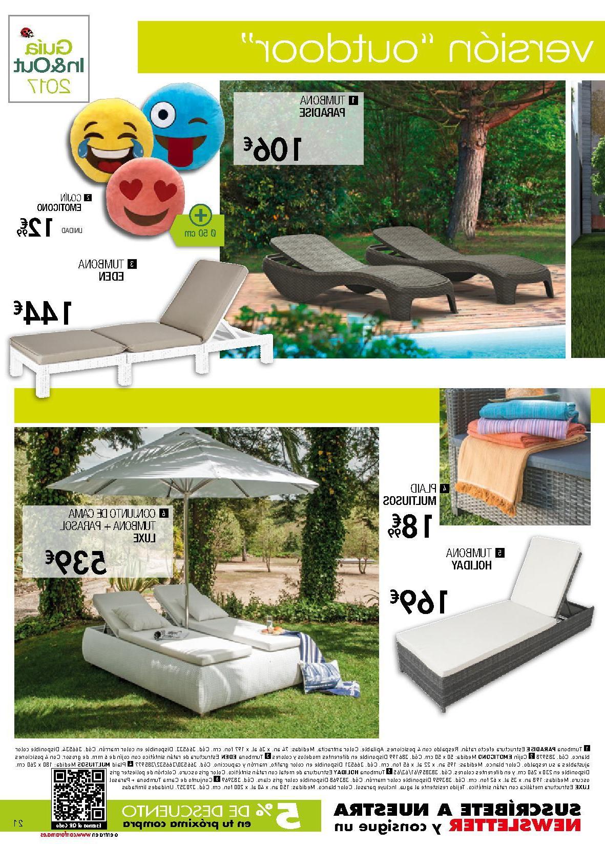 Tumbonas Conforama U3dh Conforama Muebles De Jardin Adorable Lo Mejor De Muebles