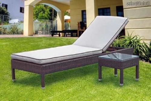Tumbonas Terraza U3dh Tumbona Lounge De Terraza Y Jardin Riviera En Rattan Color Chocolate