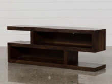 Tv Furniture Xtd6 Walton 74 Inch Open Tv Stand Living Spaces