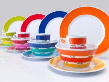 Vajilla Colores Drdp Set Vajilla En Melamina Fantasia Variedad De Colores Caravanas Y