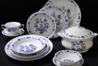 Vajilla De Porcelana E6d5 Bosandwife Vajilla Espaà Ola De Porcelana Fina Opcià N 1