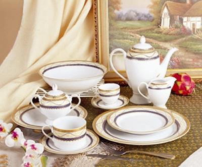 Vajilla De Porcelana Whdr Vajilla De Porcelana 88 Piezas Mod Ivory