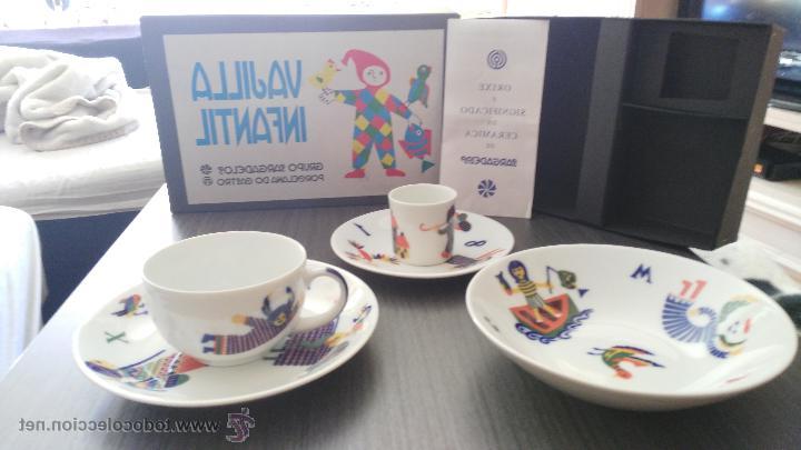 Vajilla Infantil Porcelana H9d9 Vajilla Infantil Grupo Sargadelos Porcelana De Prar Porcelana Y