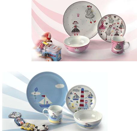 Vajilla Infantil Porcelana Q5df Vajillas Infantiles Vajillas Con Decoracià N Infantil