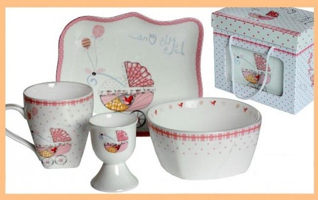 Vajilla Infantil Porcelana Tqd3 Vajilla Infantil Porcelana